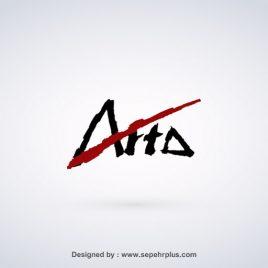طراحی لوگو آرتا