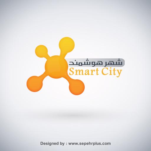 طراحی لوگو شهر هوشمند