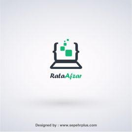 طراحی لوگو راتا افزار