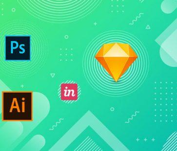 بهترین نرم افزار های طراحی رابط کاربری